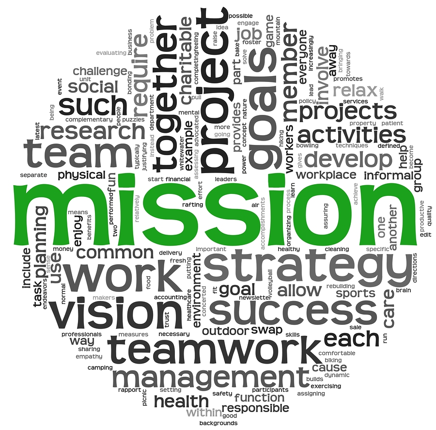 bigstock Mission and business concept i 29272385